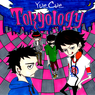 Yue Cue 『Tokyology / 君がくれた夏 feat. Krayzie K』